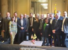 Catalanen in het Parlement
