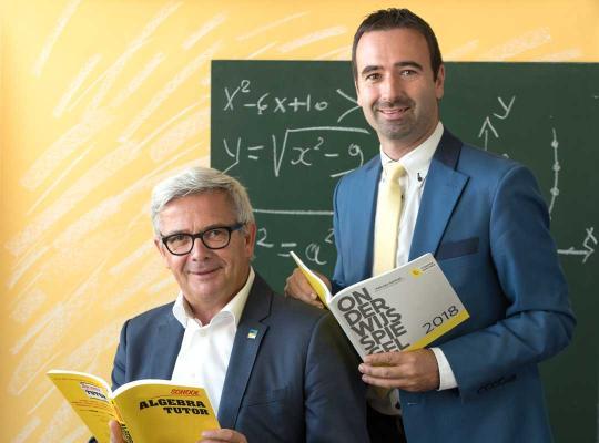 Kris Van Dijck en Koen Daniëls